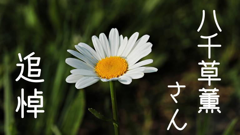 八千草薫さん追悼