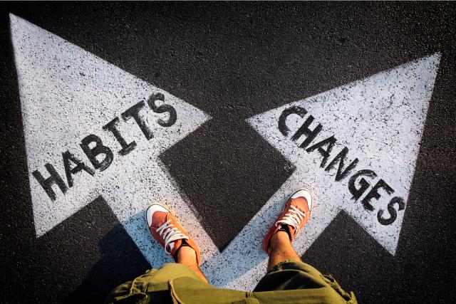習性か変化かの岐路に立つ